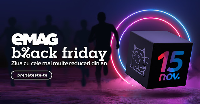 EMAG Black Friday 15.11 2019