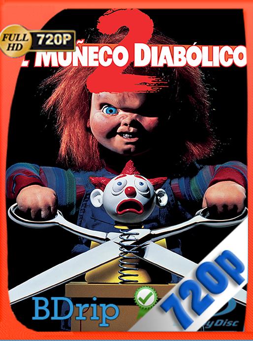 Chucky: El Muñeco Diabólico 2 (1990) 720p BDRip Dual Latino-Inglés [GoogleDrive] [SYLAR]