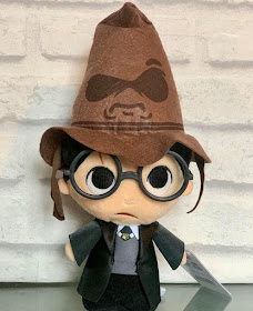 Harry Potter Funko Super cute Plushies soft toy with glasses and sorting hat