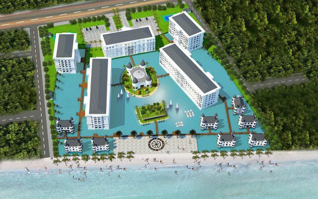 Khách sạn dát vàng dưới đáy biển