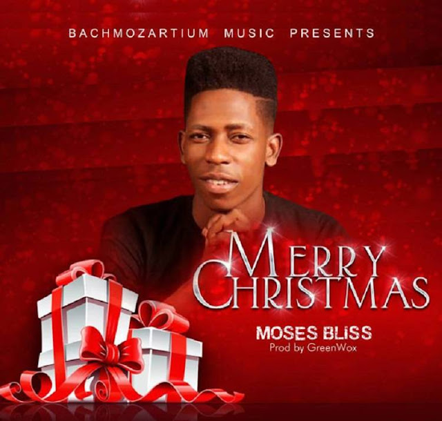 Audio + Video: Moses Bliss – This Is Christmas