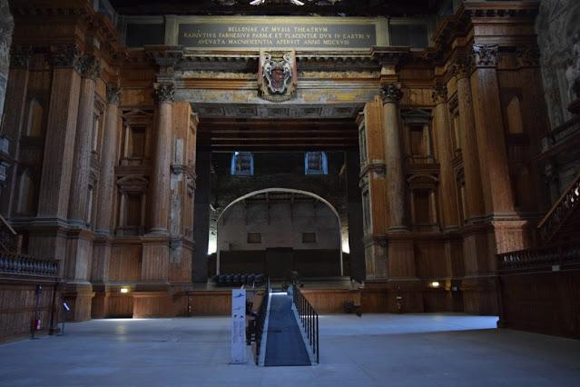Teatro Farnese in Parma