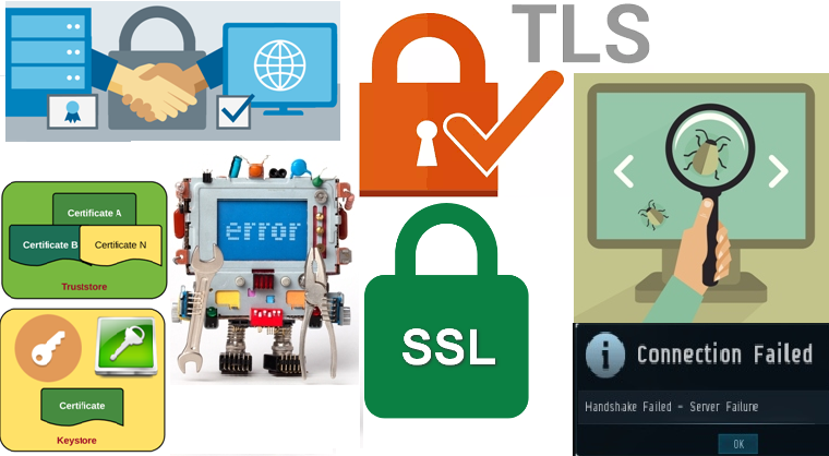 Let's go in depth: Debugging SSL/TLS Connections
