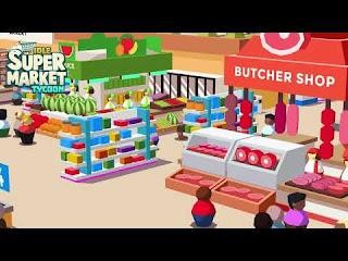 Supermarket Tycoon Mod Apk