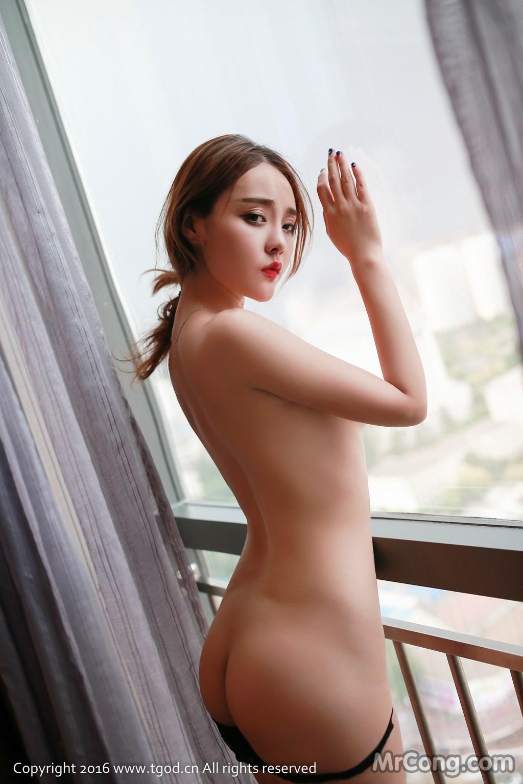 Image MrCong.com-TGOD-2016-07-22-Zhan-Ni-Hua-028 in post TGOD 2016-07-22: Người mẫu Zhan Ni Hua (珍妮花) (40 ảnh)