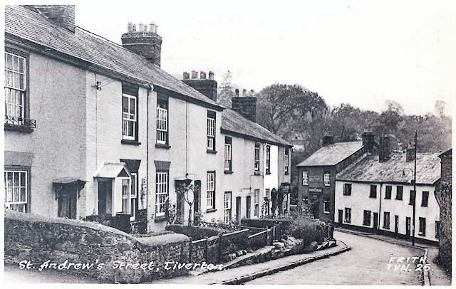 Postcard of St. Andrew's Street c.1945