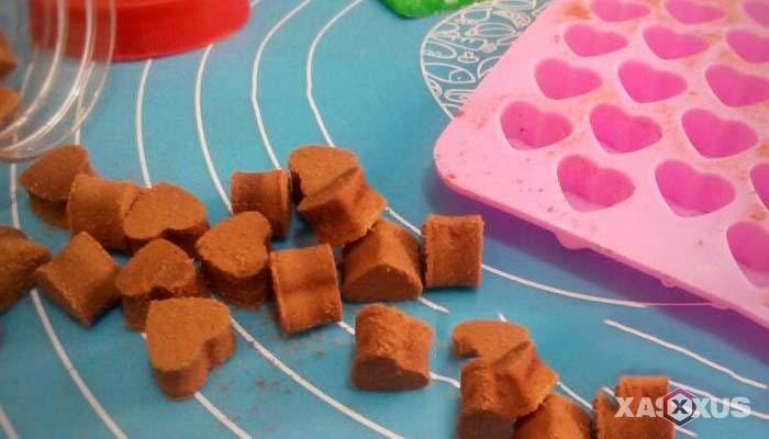 Resep cara membuat milo candy