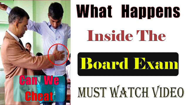 WHAT IS HAPPENING INSIDE THE BOARD EXAM