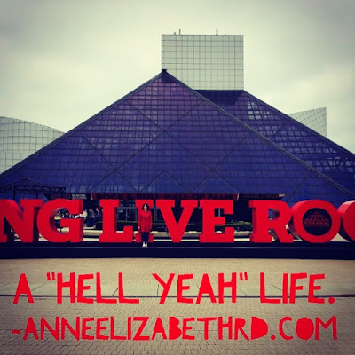 "Live a ""Hell Yeah"" Life Inspiration"