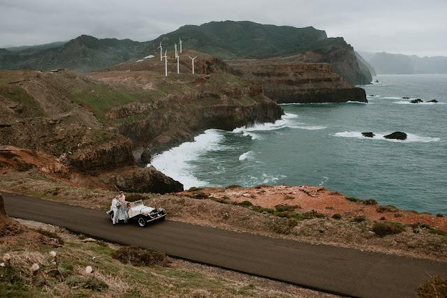 Say Yes to Madeira: Jak zorganizować ślub na Maderze?