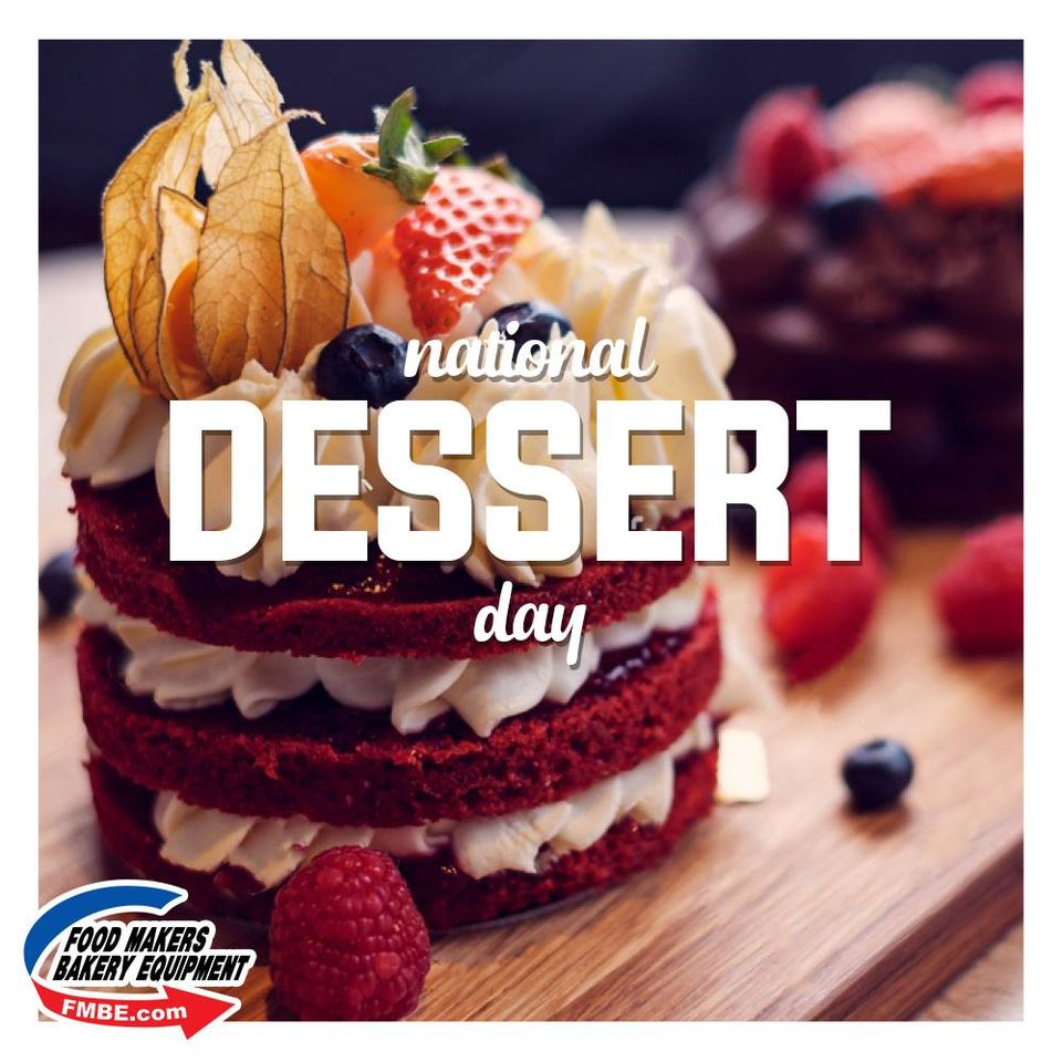 National Dessert Day Wishes Photos