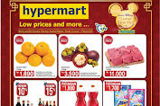 Katalog Promo Hypermart Terbaru 23 Januari - 5 Februari 2020
