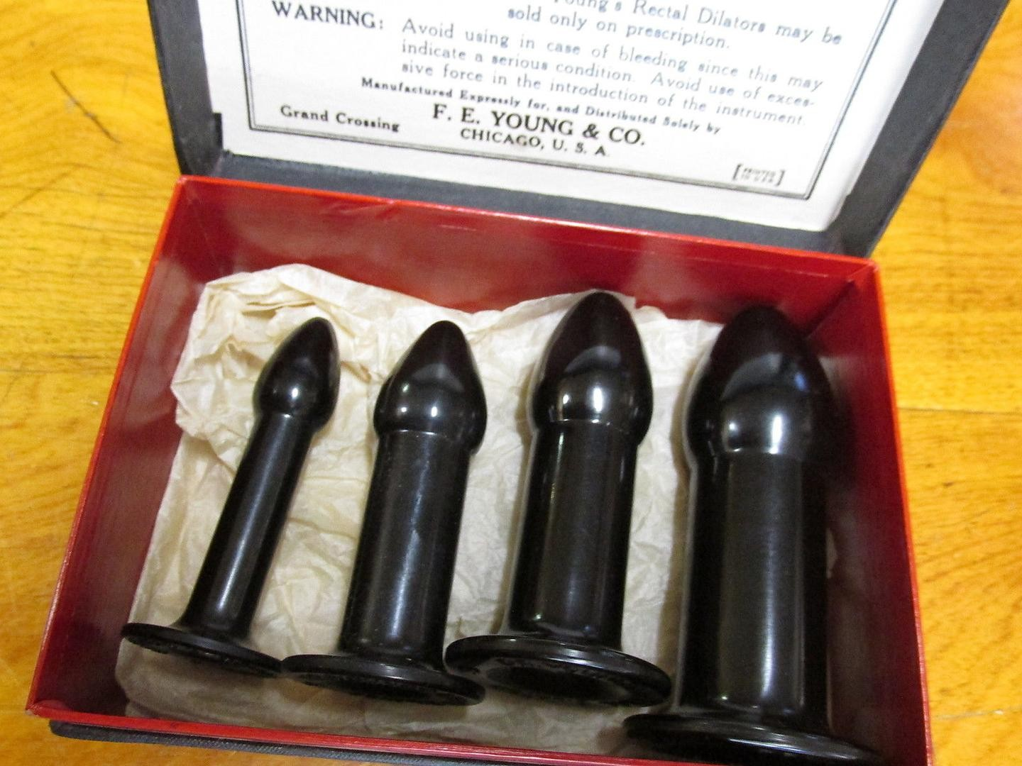 Dr Young S Ideal Rectal Dilators Were A Real Thing
