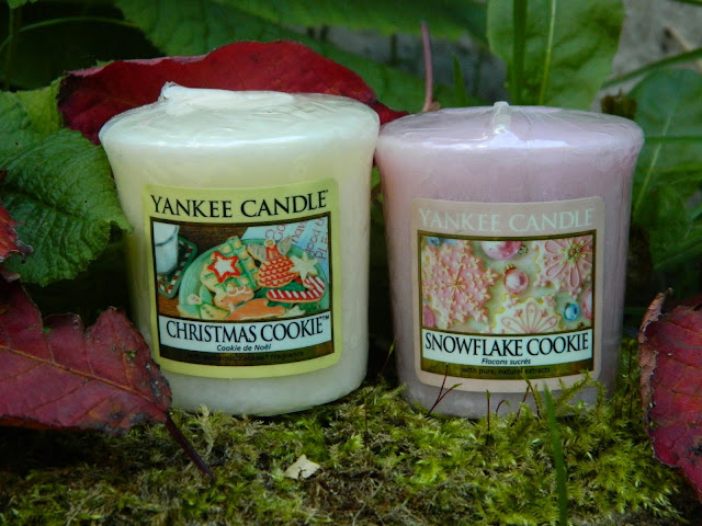 Autumn Yankee Candle Collection