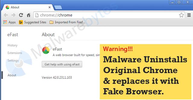 5 Tanda Browser Kamu Terjangkit Malware