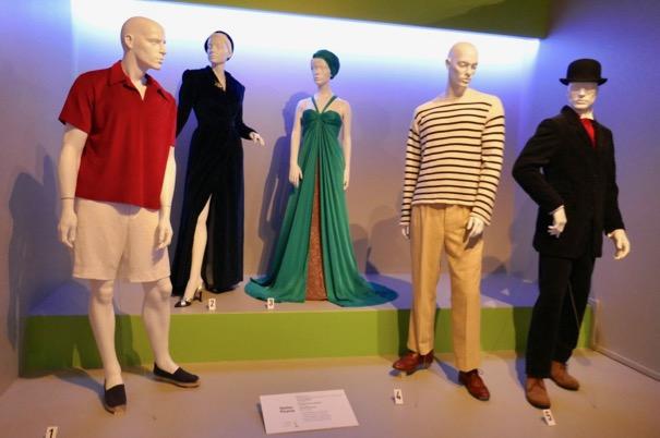 Genius Picasso TV costumes