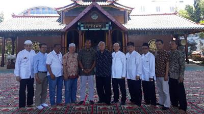 Rektor UMM Ajak Sinergi Masjid Cheng Hoo Surabaya