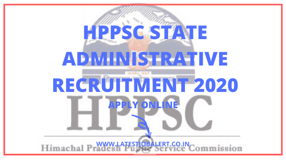 HPPSC Job: HPPSC Recruitment 2020 online form|Apply online