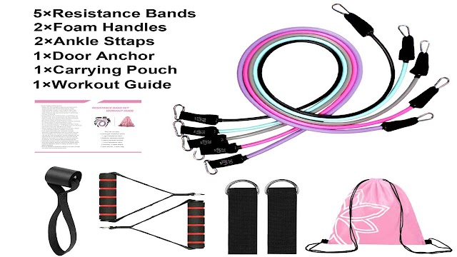 Best Overall Exercise Equipment for Home Resistance Band