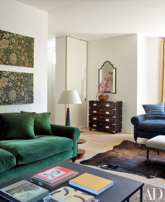 Rose Uniacke Transforms Screenwriter Peter Morgan S Historic London Ho: Interiors : Peter Morgan Historic London House