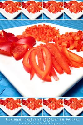 1 technique de cuisine comment couper une pomme de terre en d s en cubes en tranches et en frites - Comment couper une tomate en cube ...