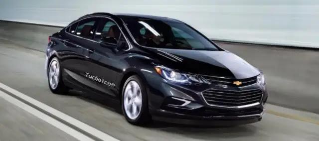 شيفروليه كروز 2020 Chevrolet Cruze الجديدة الصور والأسعار والاستهلاك