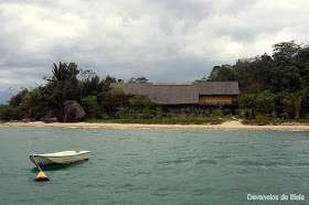 Passeio de barco em Paraty - Praia do Costa ou Crespúsculo