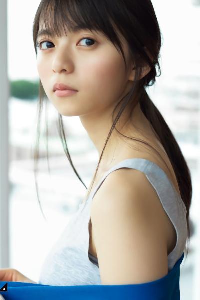 Asuka Saito 齋藤飛鳥, Shonen Magazine 2019 No.36-37 (少年マガジン 2019年36-37号)