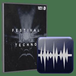 Sample Tools Festival Techno