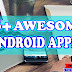5+ AWESOME APPS FOR ANDROID SMARTPHONE [NO ROOT]