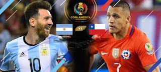 Чили – Аргентина смотреть онлайн бесплатно 6 сентября 2019 прямая трансляция в 05:30 МСК.