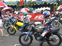 Rx King Modif Road Race