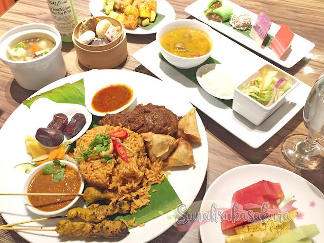 Ayam Masak Merah RM48 per person