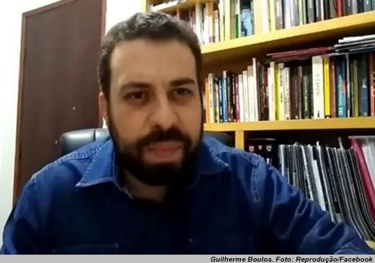 www.seuguara.com.br/Guilherme Boulos/Psol/