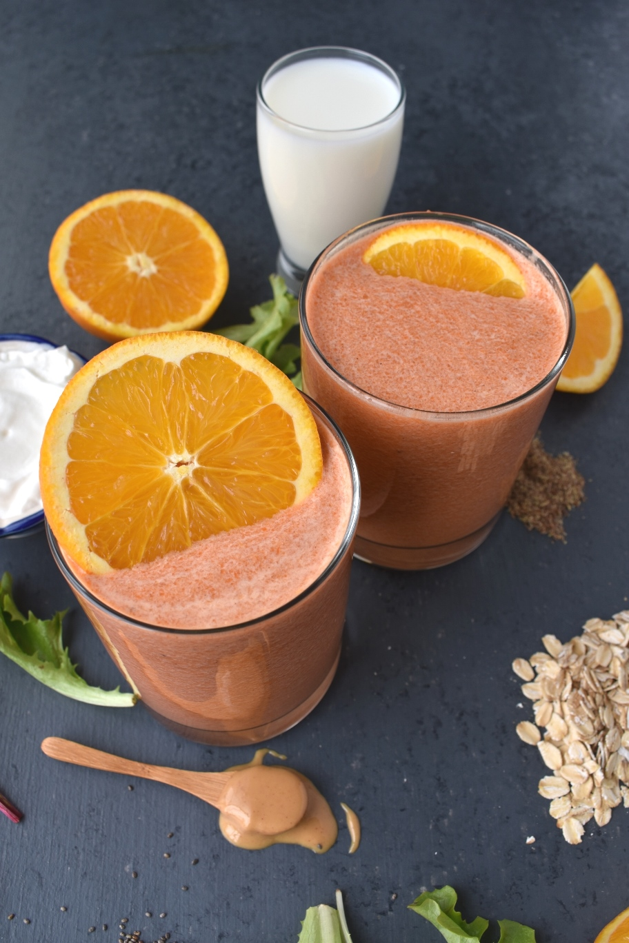Protein smoothie without protein powder