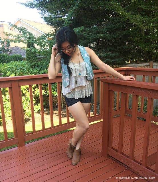 Outfit Inspo: Country Concert Style ft. King Ranch Saddle Shop - Andrea Tiffany A Glimpse of Glam