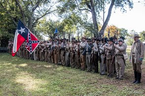 Reenacting Under the Battle Flag