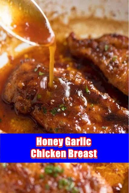 #Honey #Garlic #Chicken #Breast