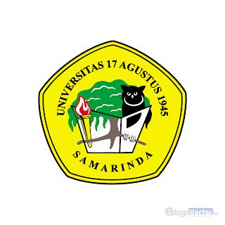 Universitas 17 Agustus 1945 Samarinda Logo vector (.cdr)