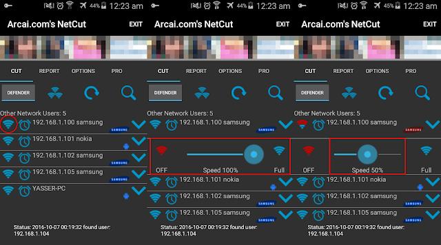 Arcai.com's NetCut
