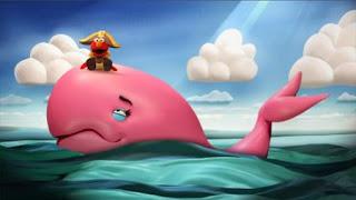 Elmo the Musical Sea Captain the Musical, Moby Pink, Sesame Street Episode 4408 Mi Amiguita Rosita season 44