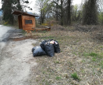 В община Тетевен бяха почистени нерегламентирани сметища