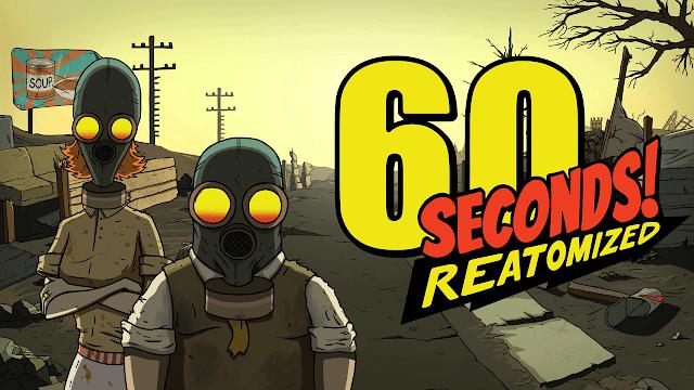 Link Tải Game 60 Seconds Reatomized Miễn Phí Thành Công