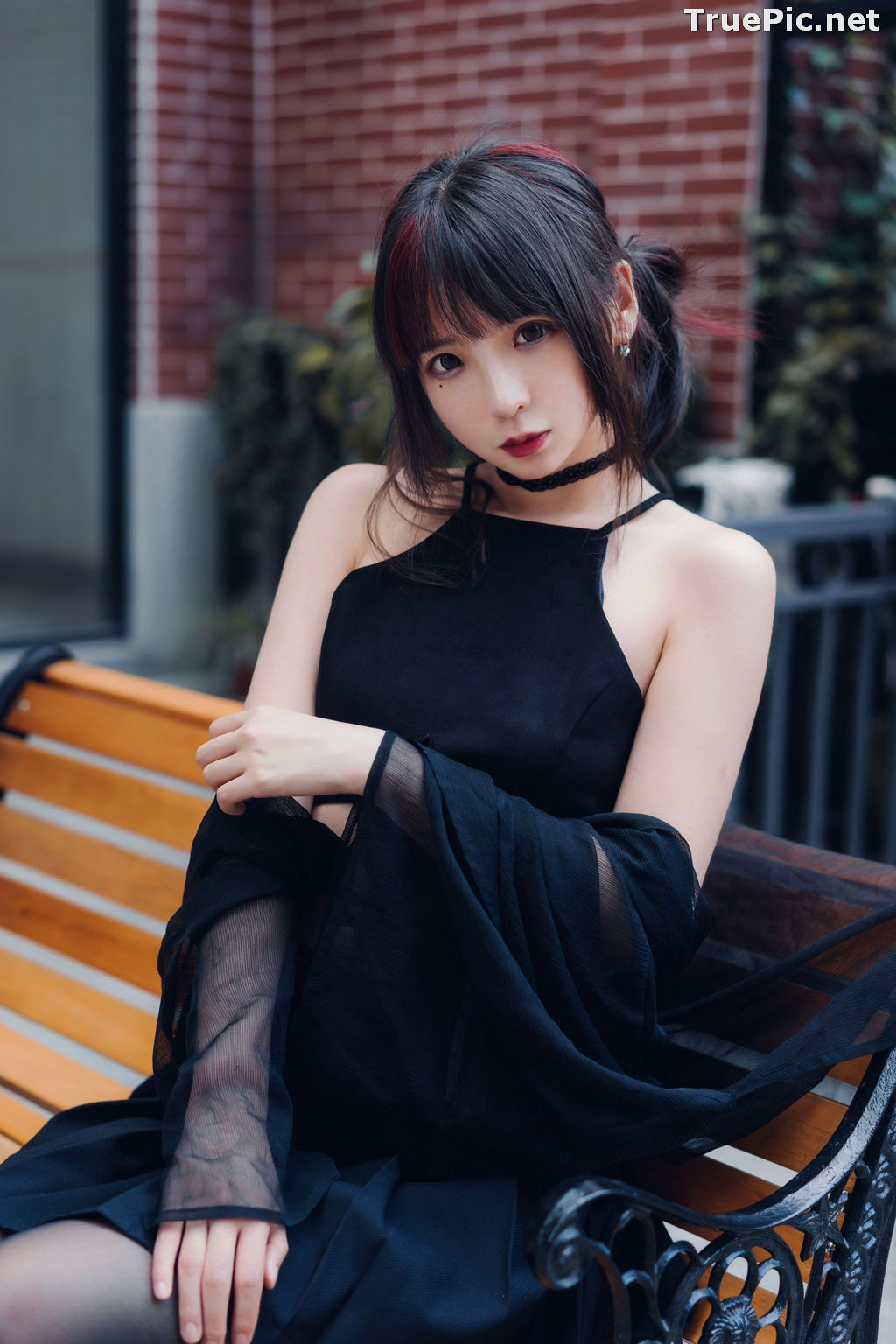 Image Chinese Cute Model - 疯猫ss (Fengmaoss) - Rebellious Young Girl - TruePic.net - Picture-6