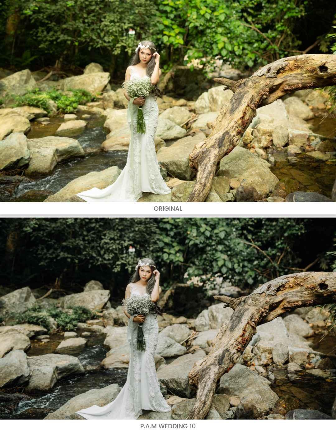 P.A.M WEDDING Presets