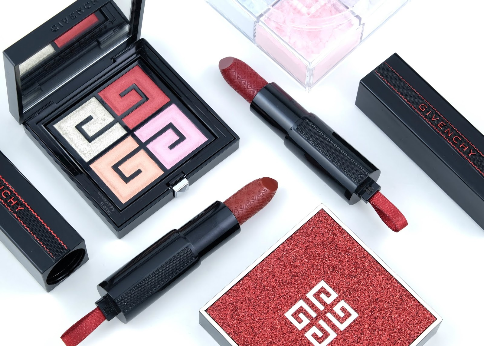 Givenchy | Holiday 2019 Red Line Collection: Review and Swatches