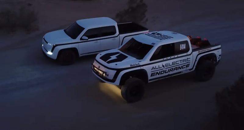 Lordstown Motors Takes On the San Felipe 250