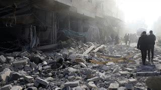 موسكو: جنود أمريكيون فتحوا النار على مدنيين بالحسكة شرقي سوريا