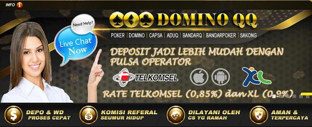 Agen Judi Poker Dan QQ Terbaik di Indonesia Serta Paling Bagus Dan Terpercaya
