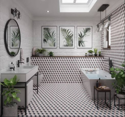 How to Design Scandinavian Bathrooms With Yourself